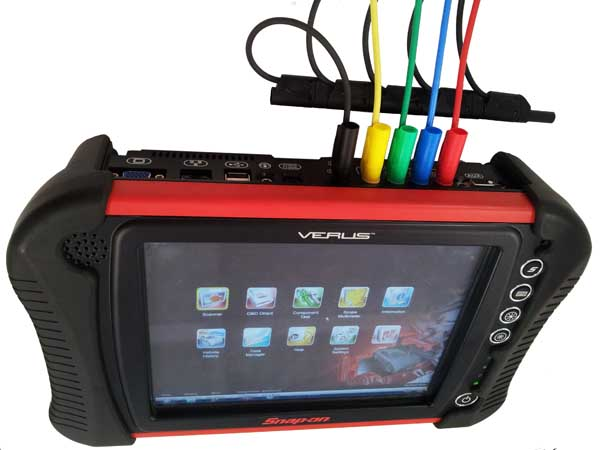 test drive test leads for the snap on verus rh aeswave com Snap-on Vantage Scope Snap-on Vantage Pro Update