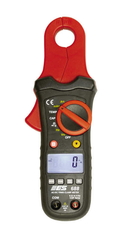 Electronic Specialties 688 True Rms Low Current Clamp Meter