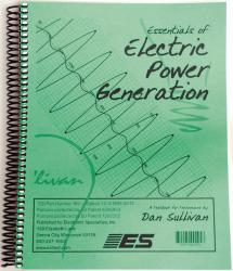 Essentials of Electric Power Generation by Dan Sullivan