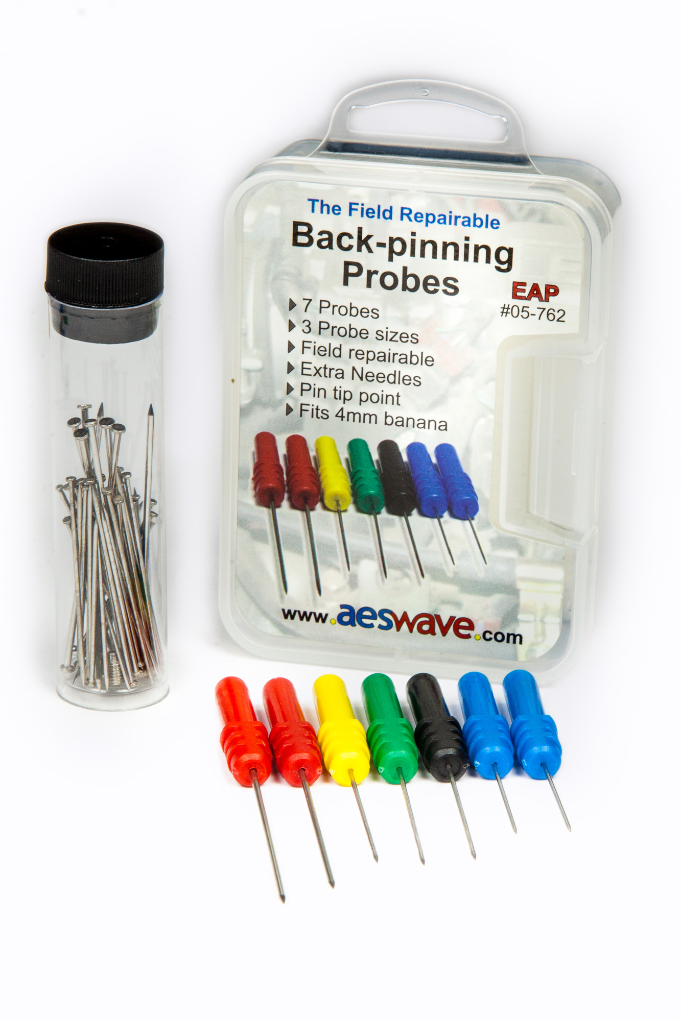 Electronics Accupuncture Probes