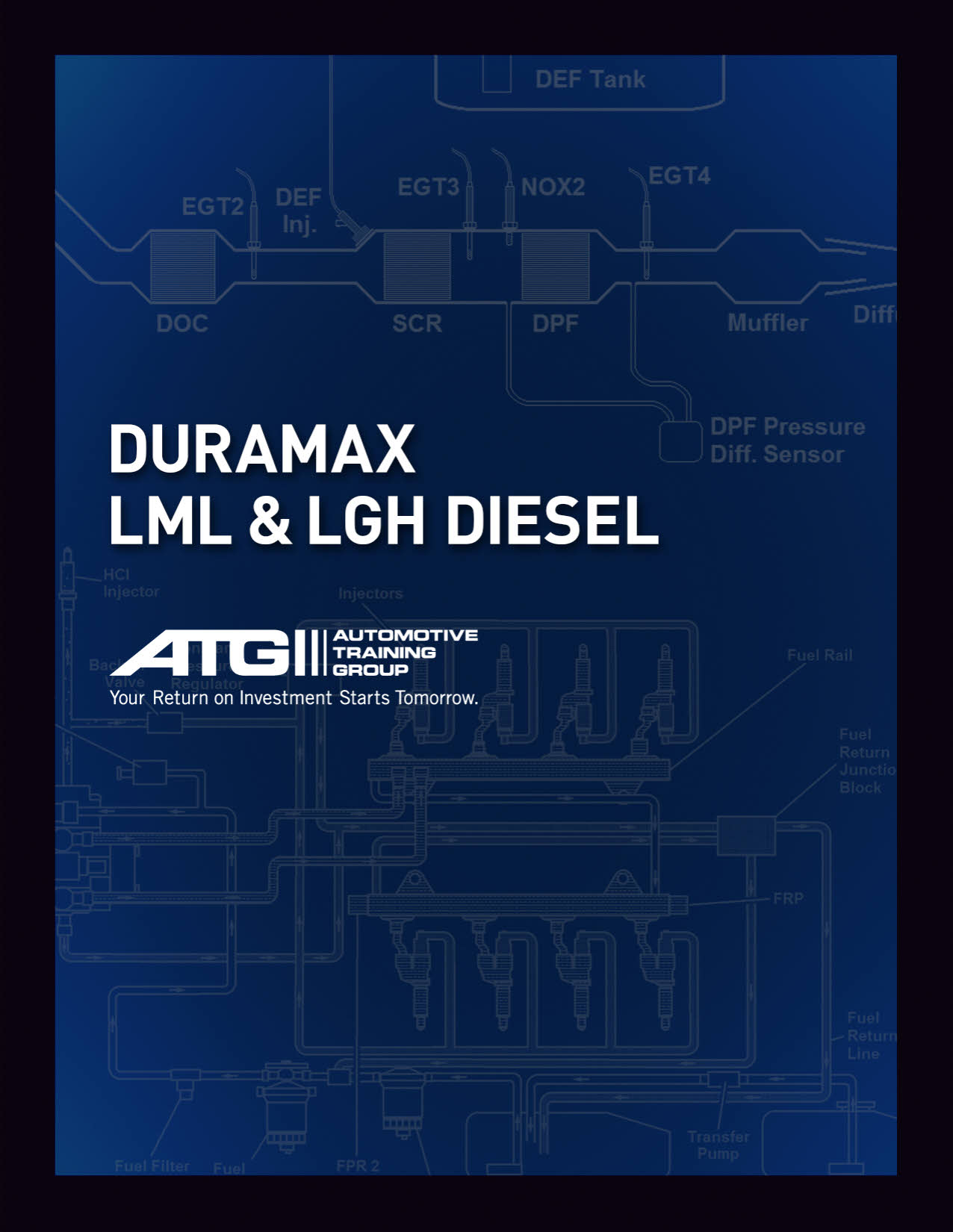 General Motors Duramax Lml  U0026 Lgh Diesel Diagnostics