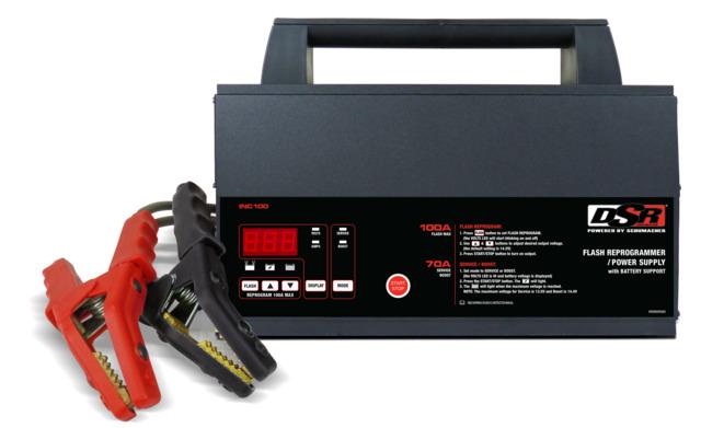 Schumacher 100A Power Supply/ Battery Charger (INC-100A)