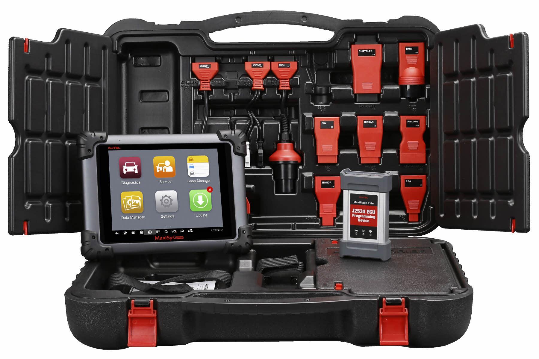 Autel MaxiSys MS908s Pro Diagnostic Platform