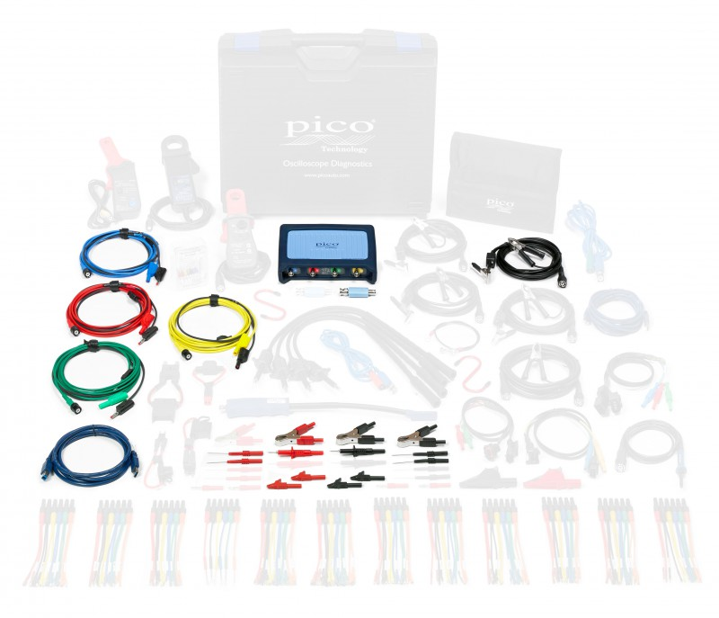 PicoScope PP921 Automotive Starter Kit 4 Channel