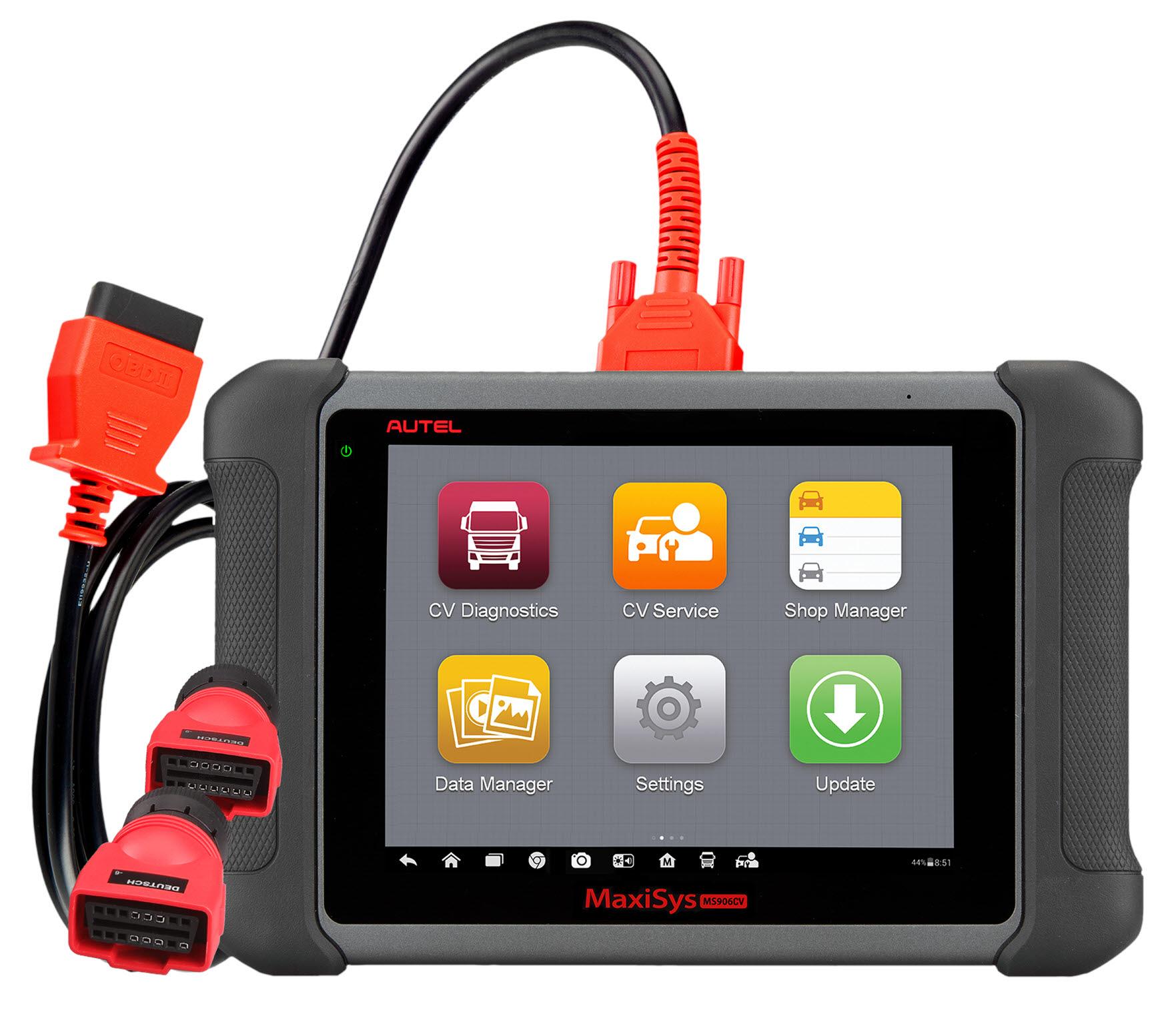 Autel MaxiSys MS906CV HD Service and All Systems Diagnostics
