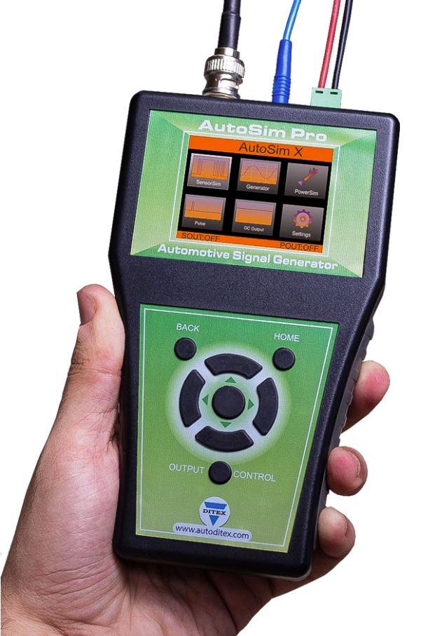 Sensor Simulator For Automotive Diagnostics