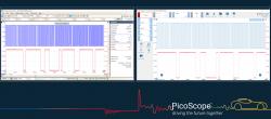 PicoScope 6 vs 7 screen layout