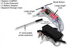 HI-VIS VoltPRO Circuit Tester 76600 Contents