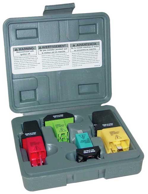 Relay Test Jumper Kit P8932
