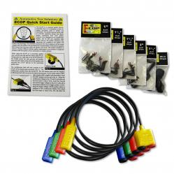 eCop1004 set of 4 with clips