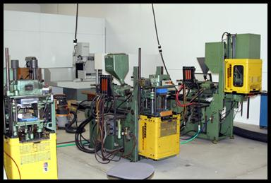 AES Plastic Injection Molding