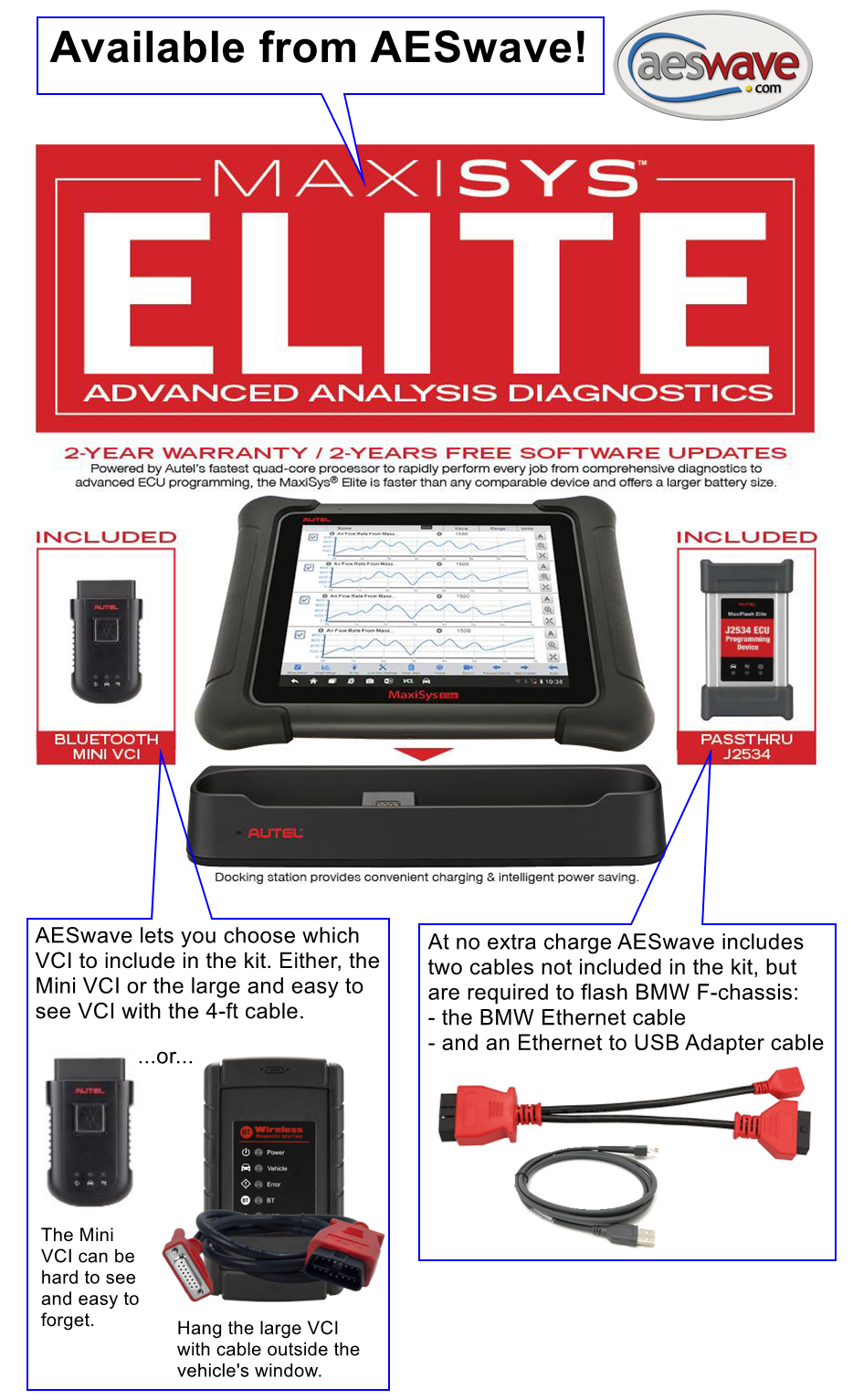A comparison of Autel Maxisys scan tools  Which Autel