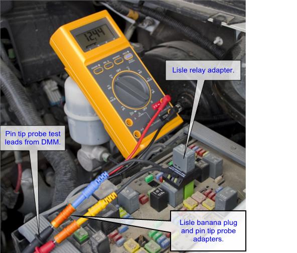 Test Plug Kit Adapting Your Banana Plug Test